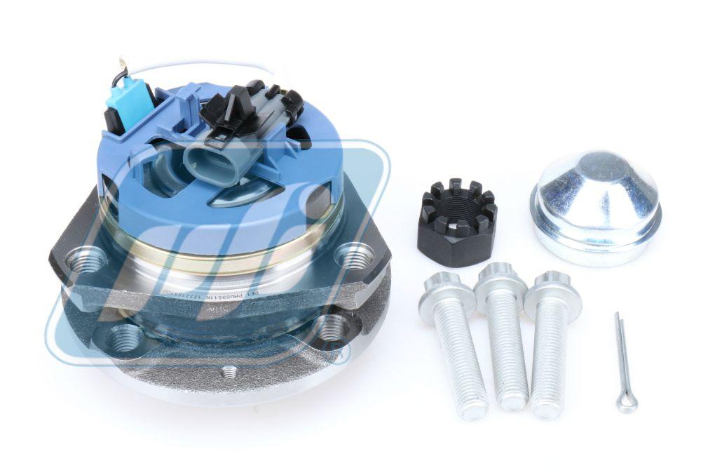Cubo de Roda Dianteira CHEVROLET Vectra 2006 até 2011, 4 furos, com ABS