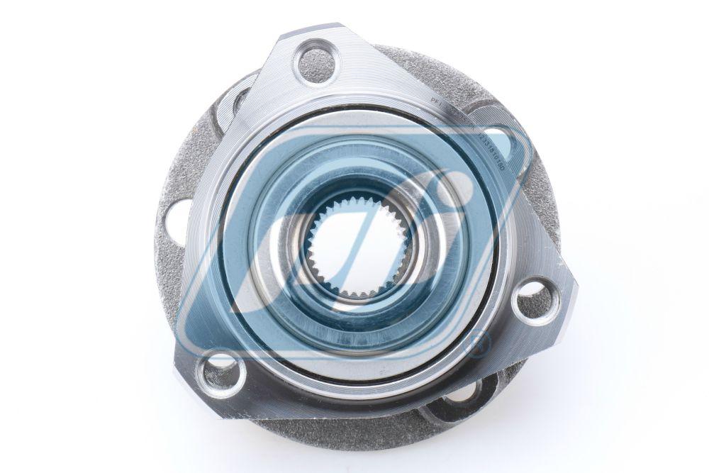 Cubo de Roda Dianteira CHEVROLET Zafira 2001 até 2012, 4 furos