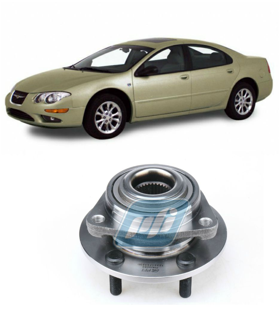 Cubo de Roda Dianteira CHRYSLER 300M 1999-2004