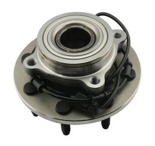 Cubo de Roda Dianteira DODGE Ram 2500/3500 2003-2005, 4x4, com ABS
