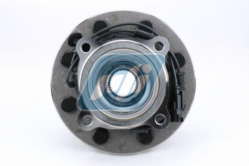 Cubo de Roda Dianteira DODGE Ram 3500 2006 até 2008, 4x4, com ABS