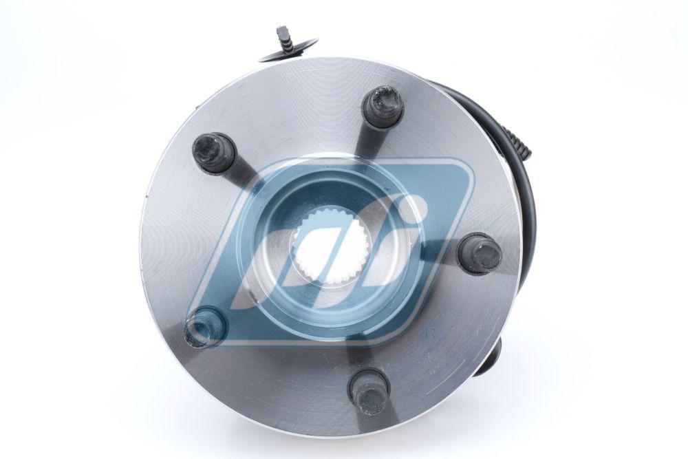 Cubo de Roda Dianteira FORD Explorer 1995 até 2001, 4x4, com ABS