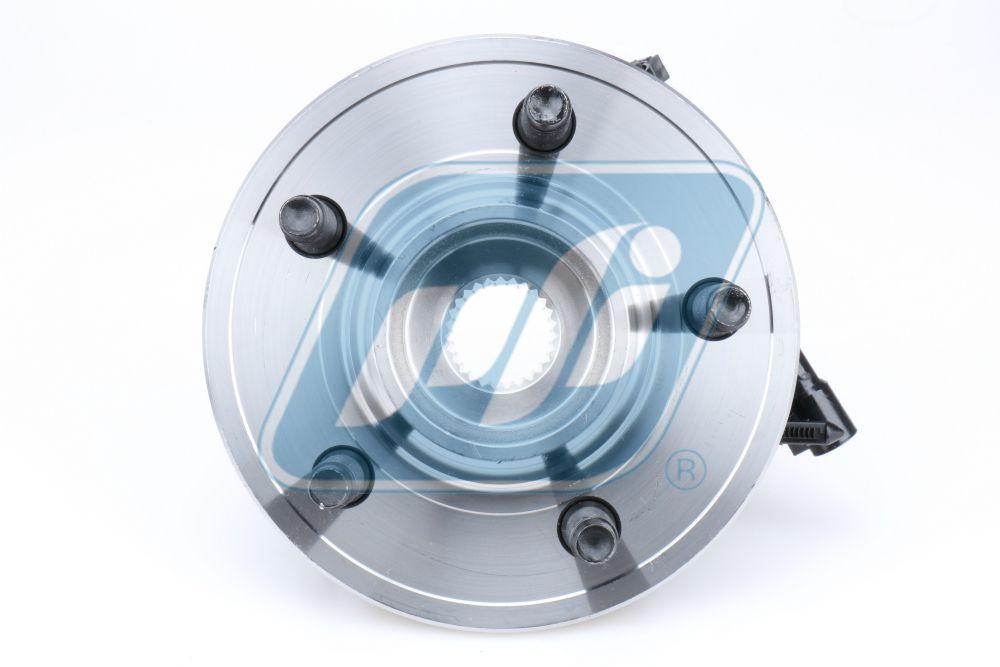 Cubo de Roda Dianteira FORD Explorer 2002 até 2005, 4x4, com ABS