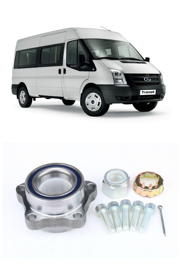 Cubo de Roda Dianteira FORD Transit 2009-2014