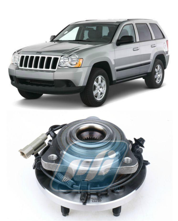 Cubo de Roda Dianteira JEEP Grand Cherokee 2005-2010, com ABS