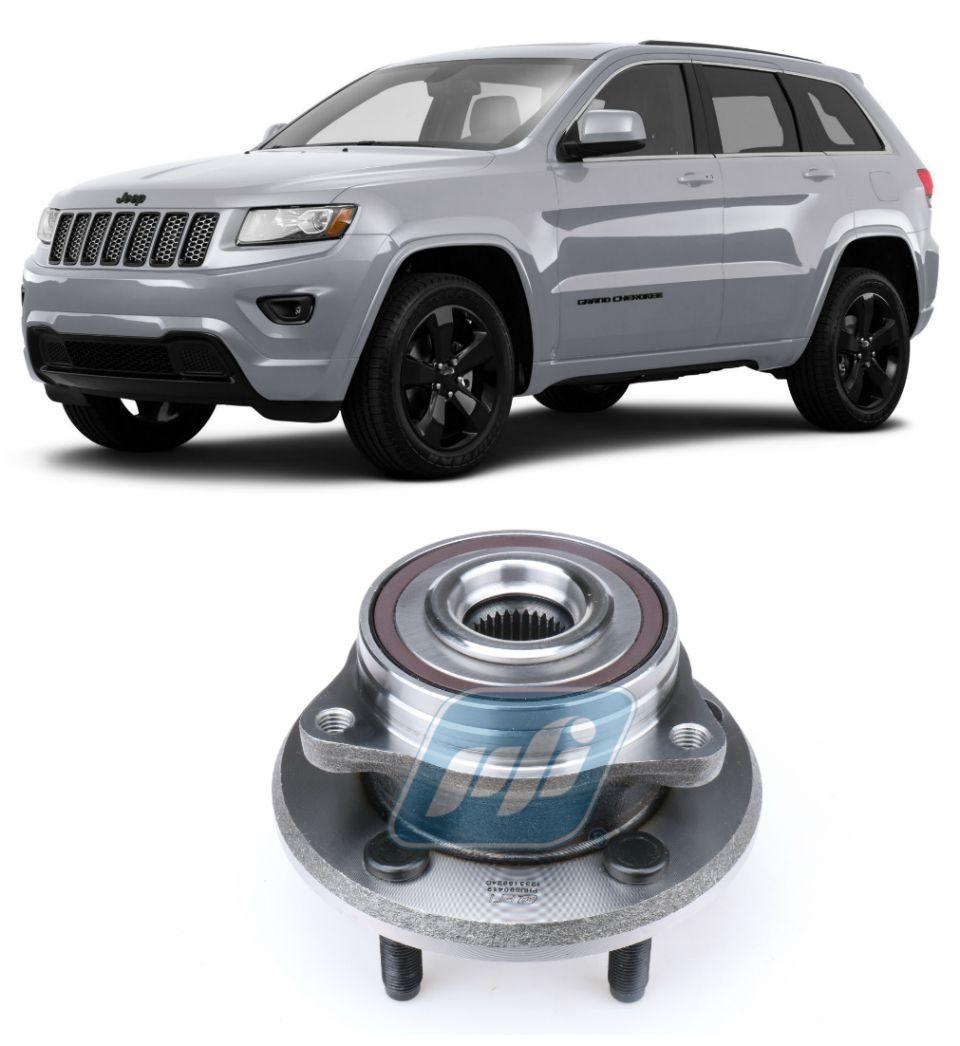 Cubo de Roda Dianteira JEEP Grand Cherokee 2011-2018