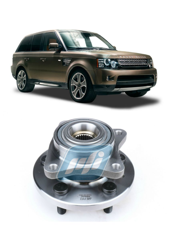 Cubo de Roda Dianteira LAND ROVER Range Rover Sport 2006-2013