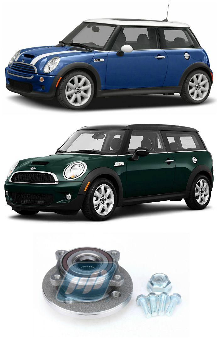 Cubo de Roda Dianteira MINI Cooper 2006-2013 com ABS