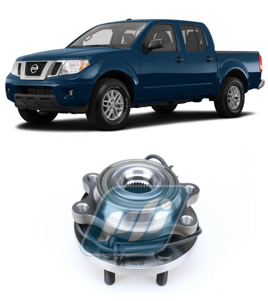 Cubo de Roda Dianteira NISSAN Frontier 2006 4x4 Limited