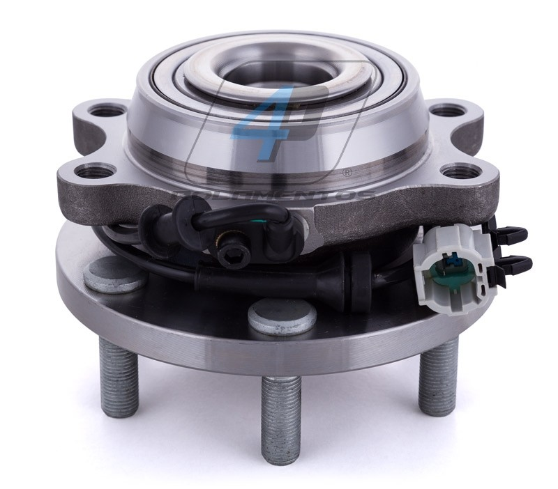 Cubo de Roda Dianteira NISSAN Pathfinder 2005-2012, 4x4, com ABS