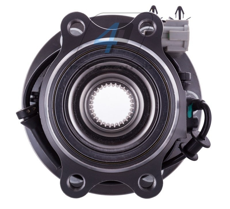 Cubo de Roda Dianteira NISSAN Pathfinder 2005 até 2012, 4x4, com ABS