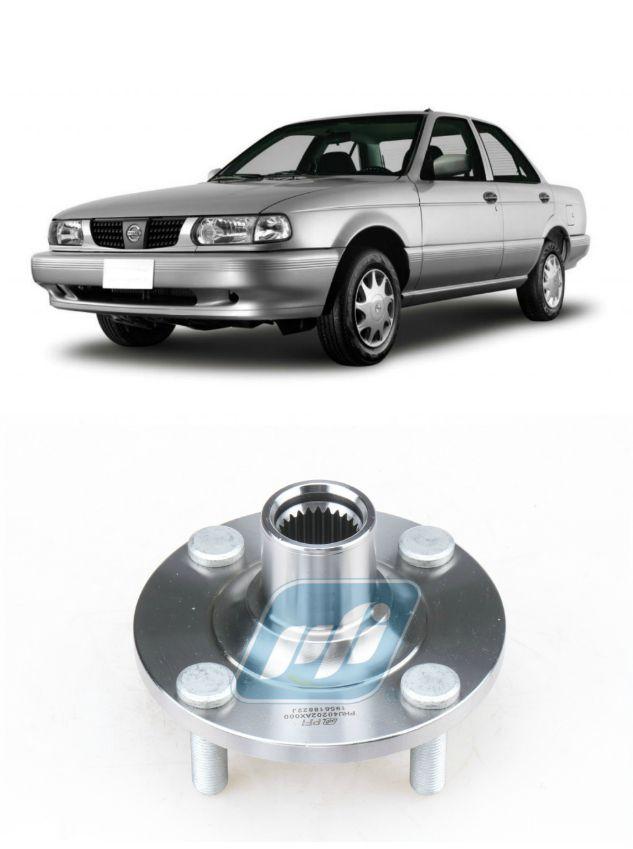 Cubo de Roda Dianteira Nissan Sentra 1990-1994