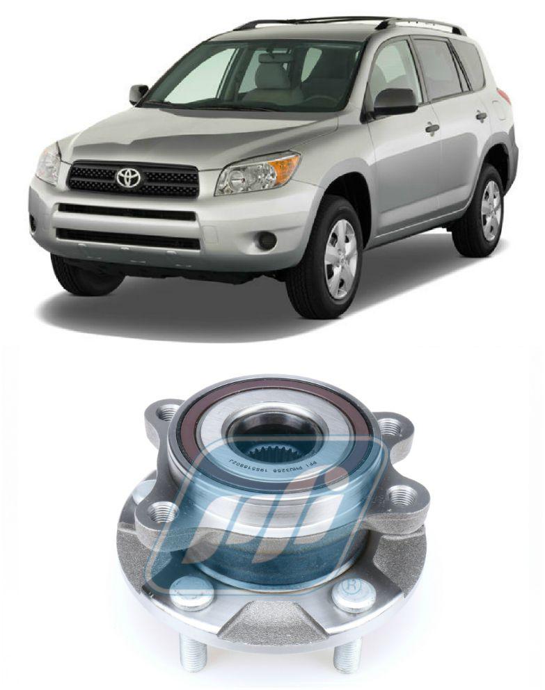Cubo de Roda Dianteira TOYOTA RAV4 2006-2012, Cambio Manual