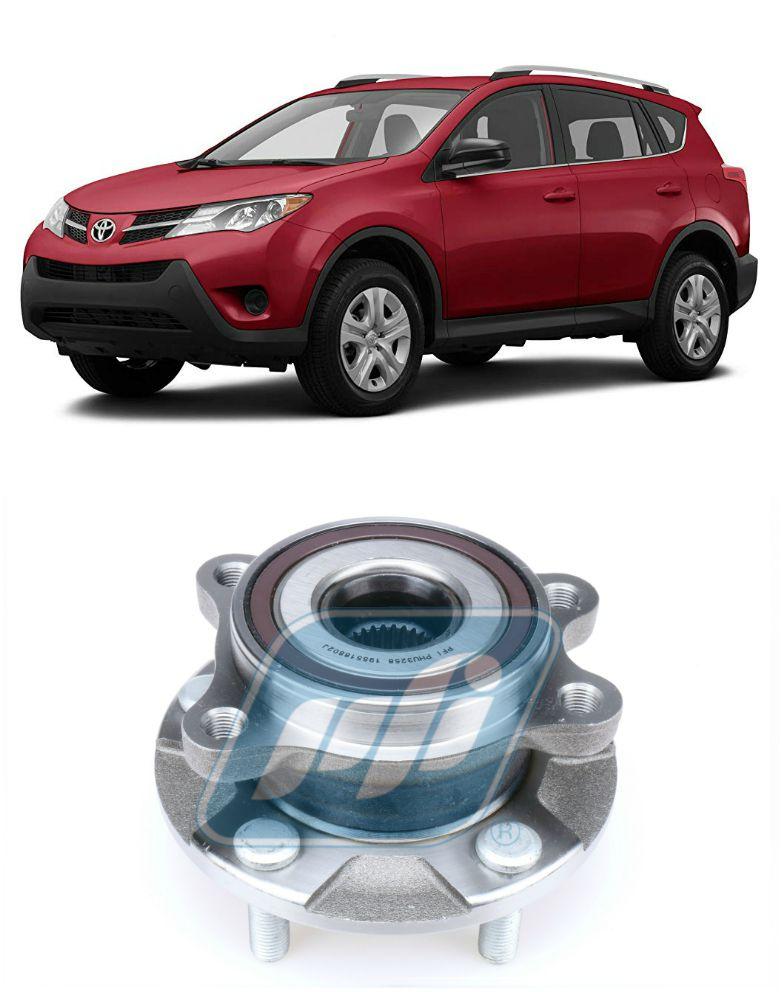 Cubo de Roda Dianteira TOYOTA RAV4 2013-2018, 2.5L, 4WD