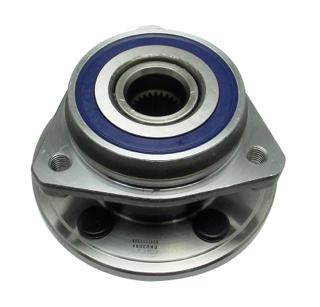 Cubo de Roda Dianteira TROLLER T4, 5 furos, 2004-2009