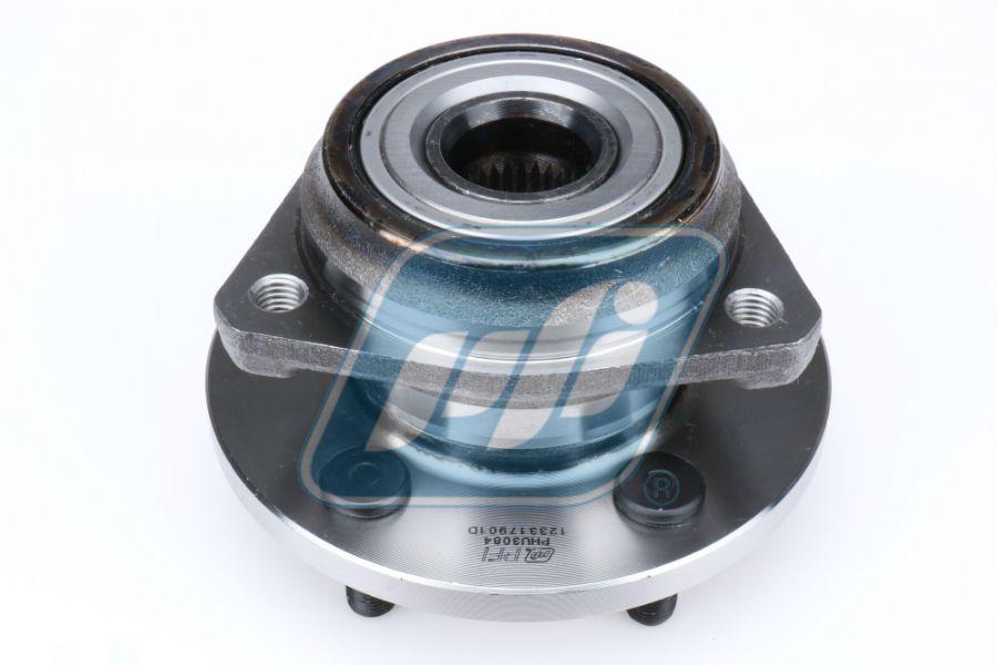 Cubo de Roda Dianteira TROLLER T4, 5 furos, 1998 até 2014