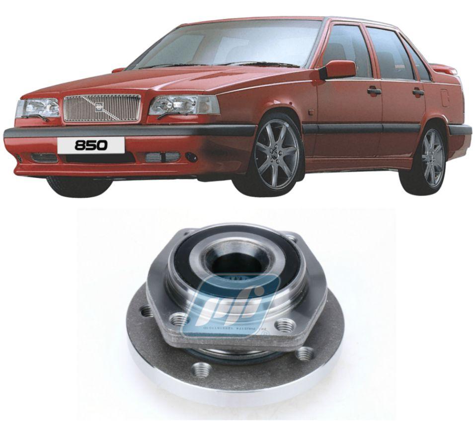 Cubo de Roda Dianteira VOLVO 850 1993 até 1997