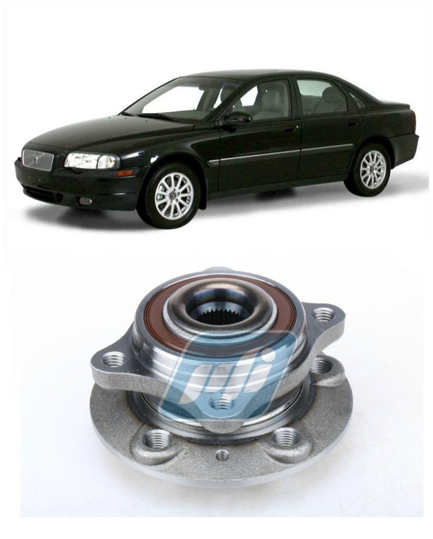 Cubo de Roda Dianteira Volvo S80 1999-2007 com ABS