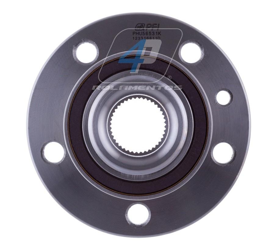 Cubo de Roda Dianteira VOLVO S80 2008-2017