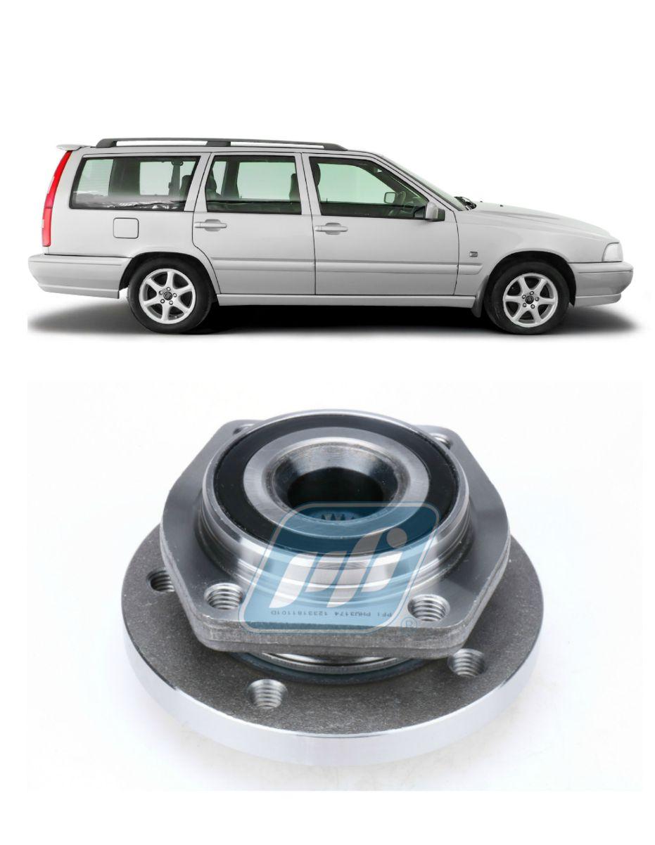 Cubo de Roda Dianteira VOLVO V70 1996-1998
