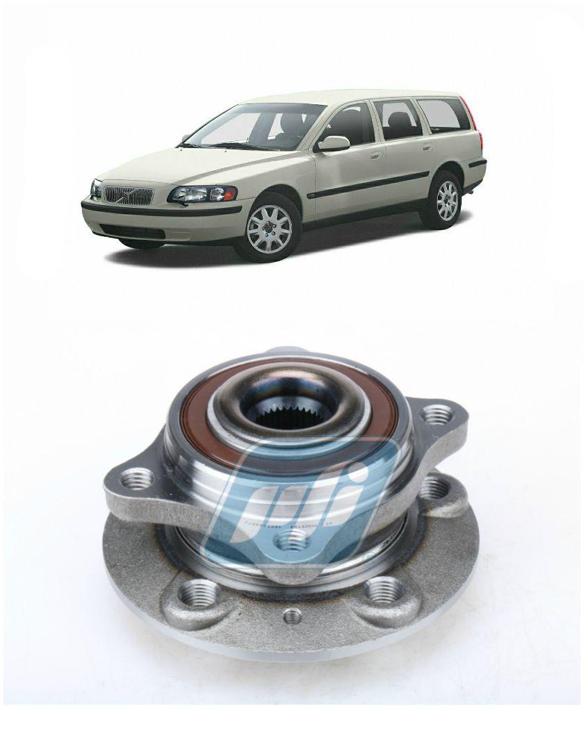 Cubo de Roda Dianteira Volvo V70 2000 até 2007 com ABS