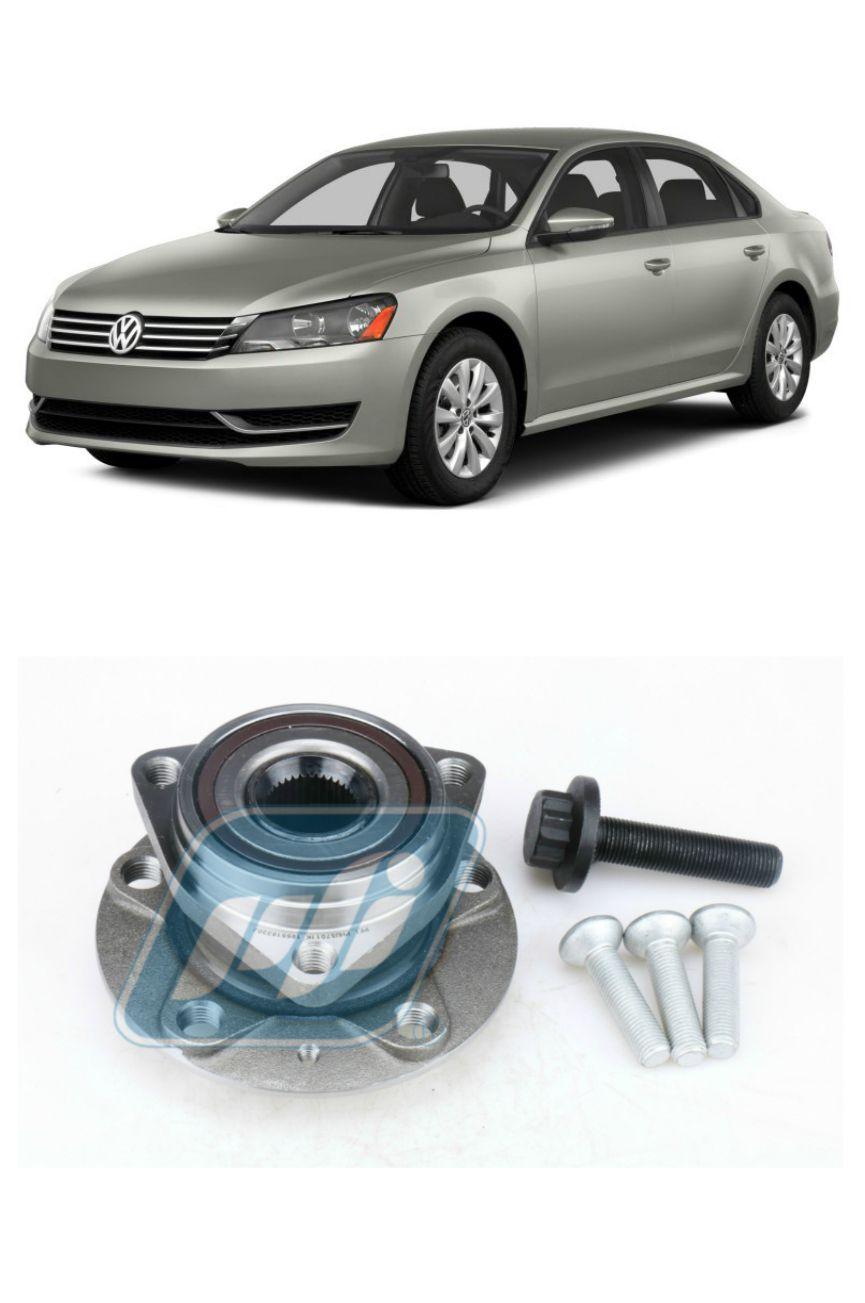 Cubo de Roda Dianteira VW Passat, 2014-2017, com ABS