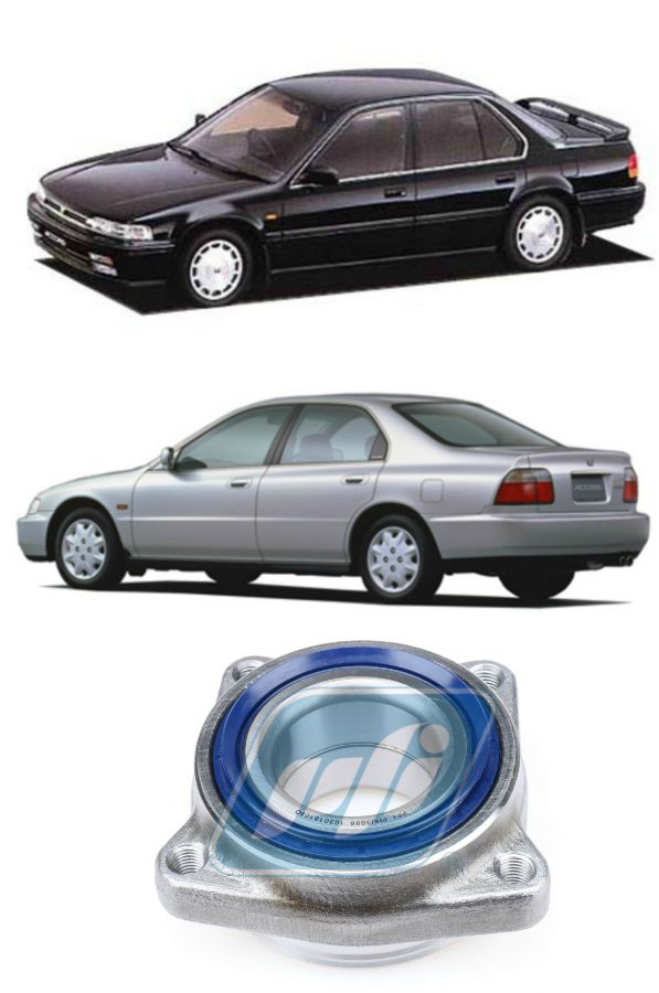 Cubo de Roda Dianteiro HONDA Accord 1990 até 1997