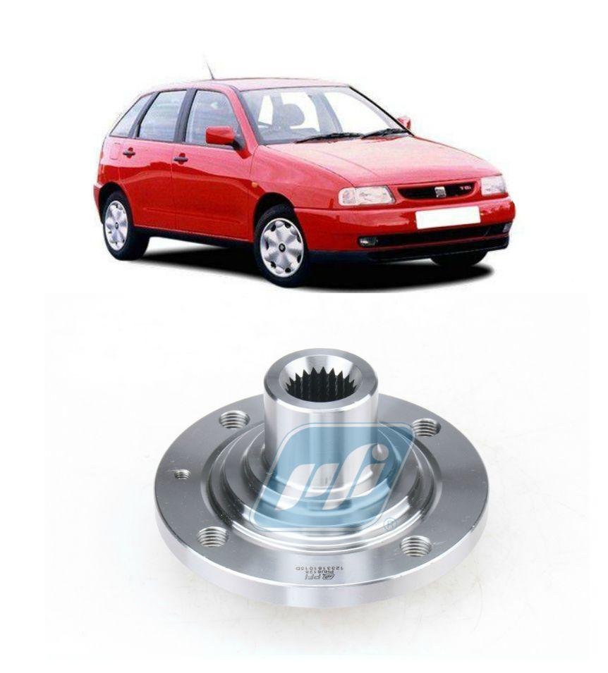 Cubo de Roda dianteiro SEAT Ibiza 1993 até 2001, sem ABS