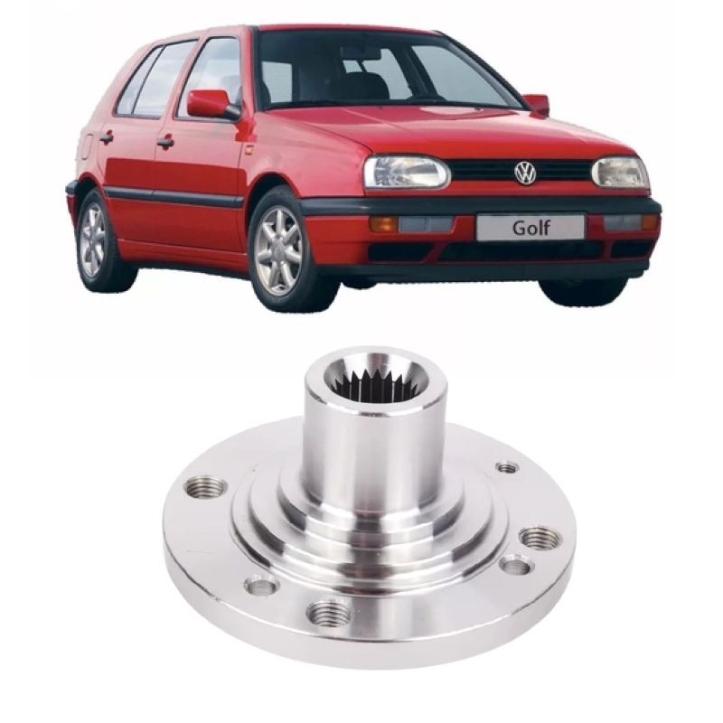 Cubo de Roda dianteiro VW Golf 1994 até 1997