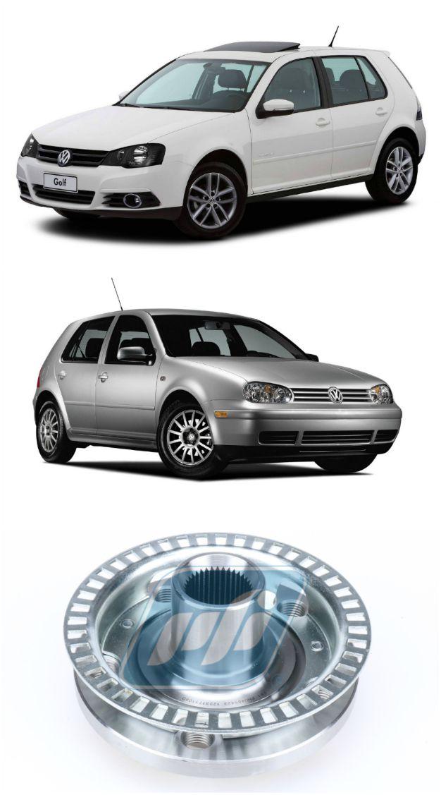 Cubo de Roda dianteiro VW Golf 1997-2013