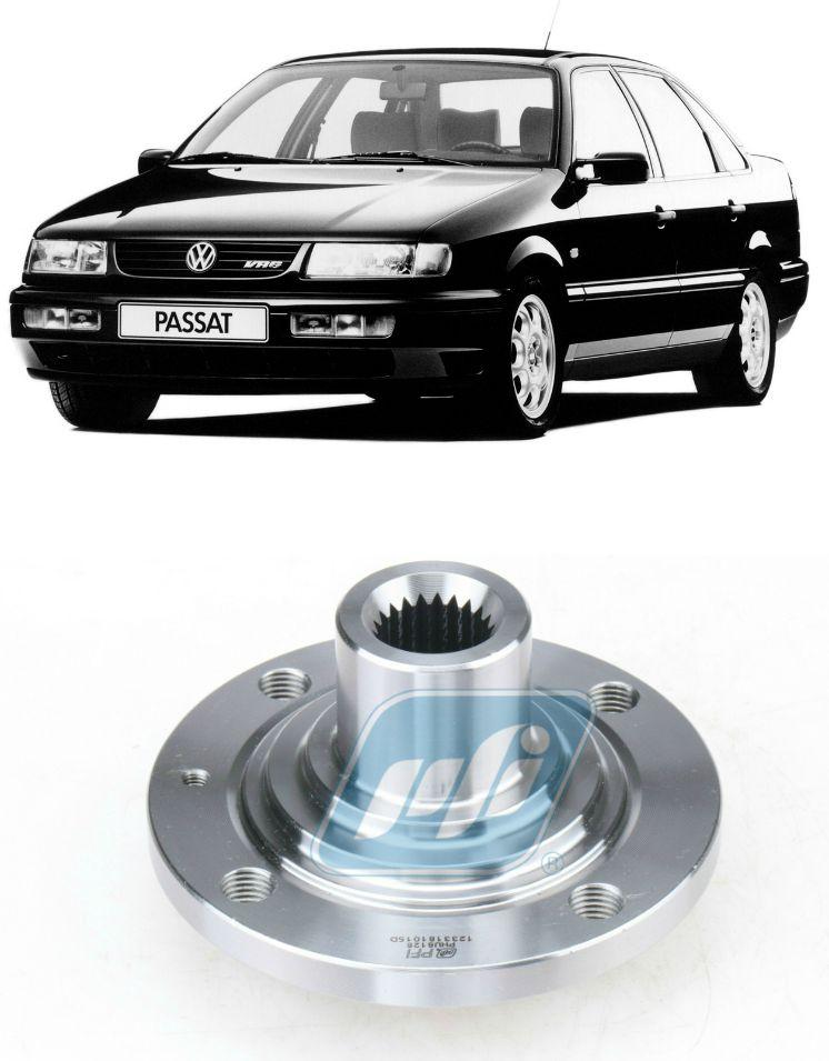 Cubo de Roda dianteiro VW Passat 1993 até 1997, sem ABS