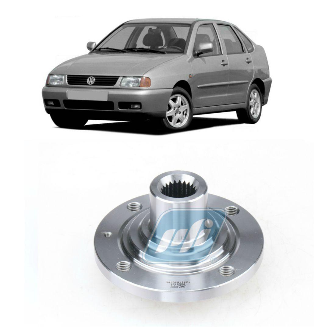 Cubo de Roda dianteiro VW Polo Classic 1996-2002, sem ABS
