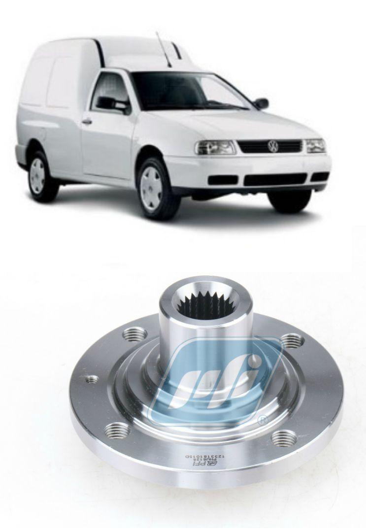 Cubo de Roda dianteiro VW Van 1998-2002, sem ABS