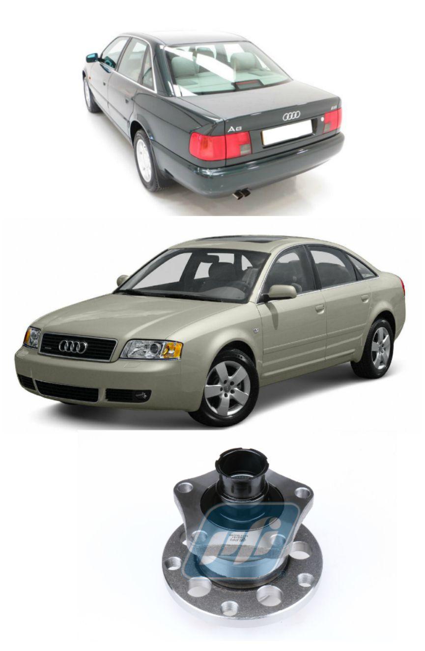 Cubo de Roda Traseira AUDI A6 1997-2005
