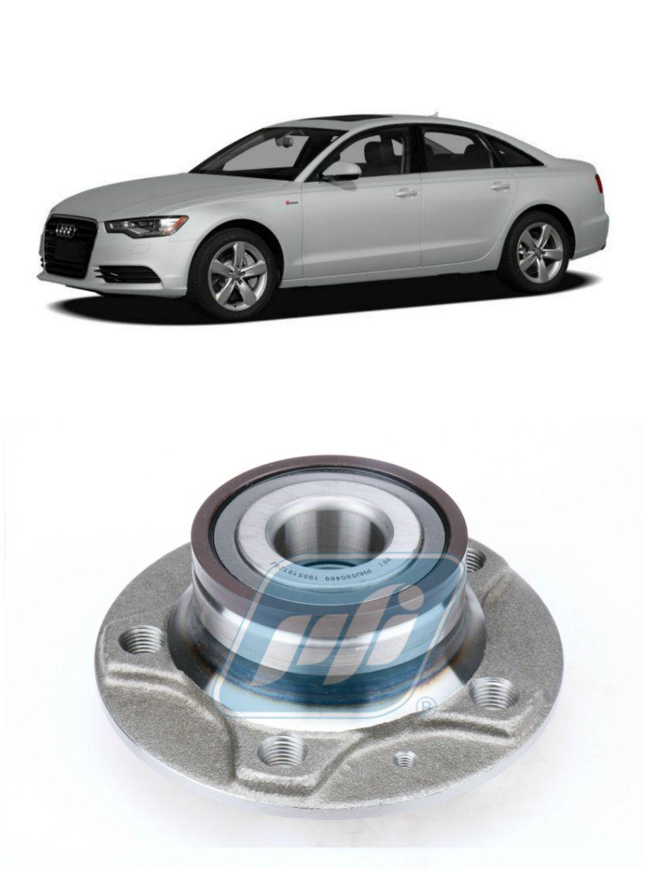 Cubo de Roda Traseira AUDI A6 2011 até 2017, FWD, com ABS