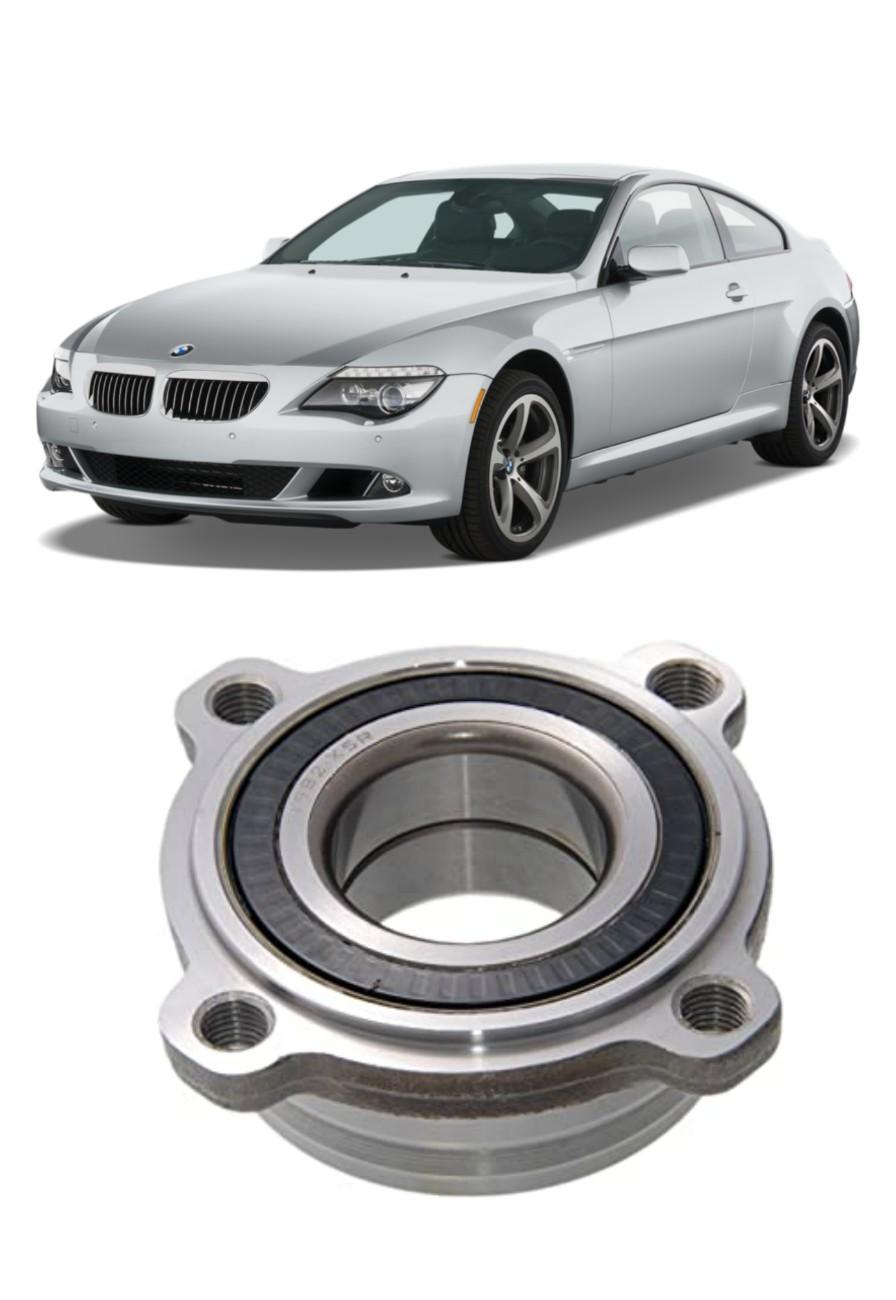 Cubo de Roda Traseira BMW 630i 2004 até 2010