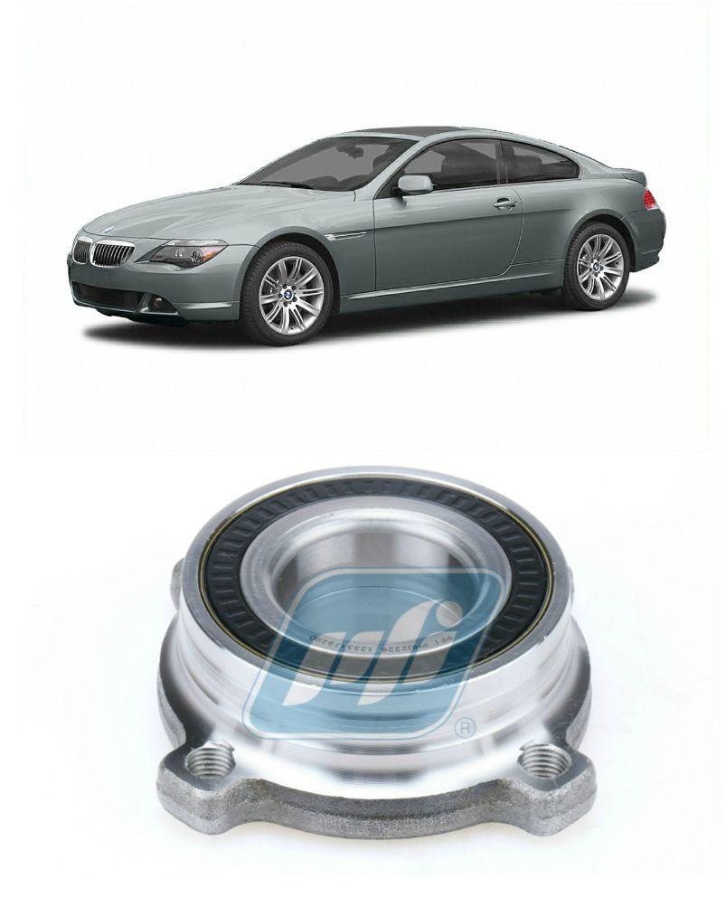 Cubo de Roda Traseira BMW 650 2004-2010