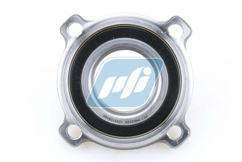 Cubo de Roda Traseira BMW 760 2001 até 2009 com ABS