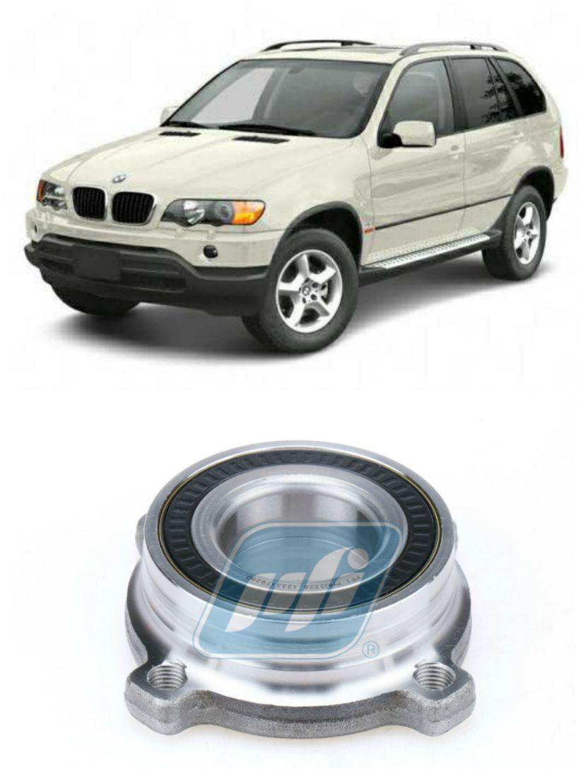 Cubo de Roda Traseira BMW X5 2000-2006