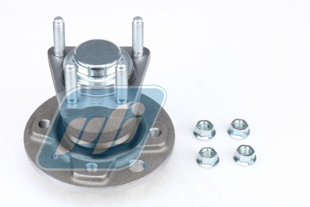 Cubo de Roda Traseira CHEVROLET Astra 1998 até 2011, sem ABS, 4 Furos