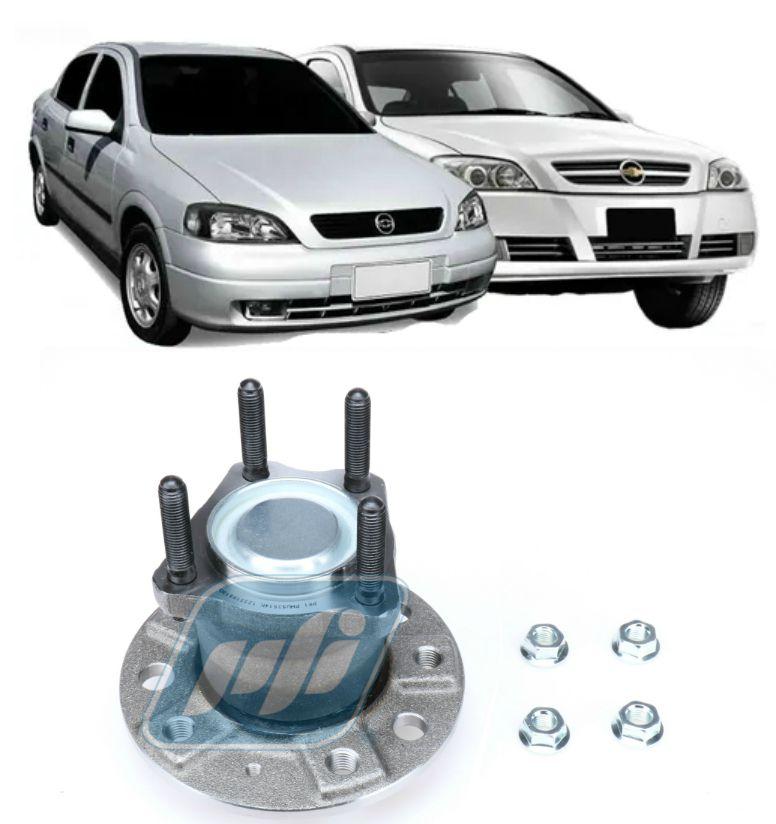 Cubo de Roda Traseira CHEVROLET Astra 2002 até 2013, sem ABS, 5 Furos