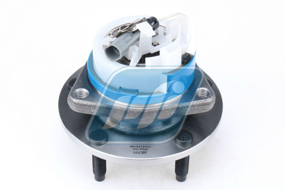 Cubo de Roda Traseira CHEVROLET Corvette 1997 até 2008, com ABS
