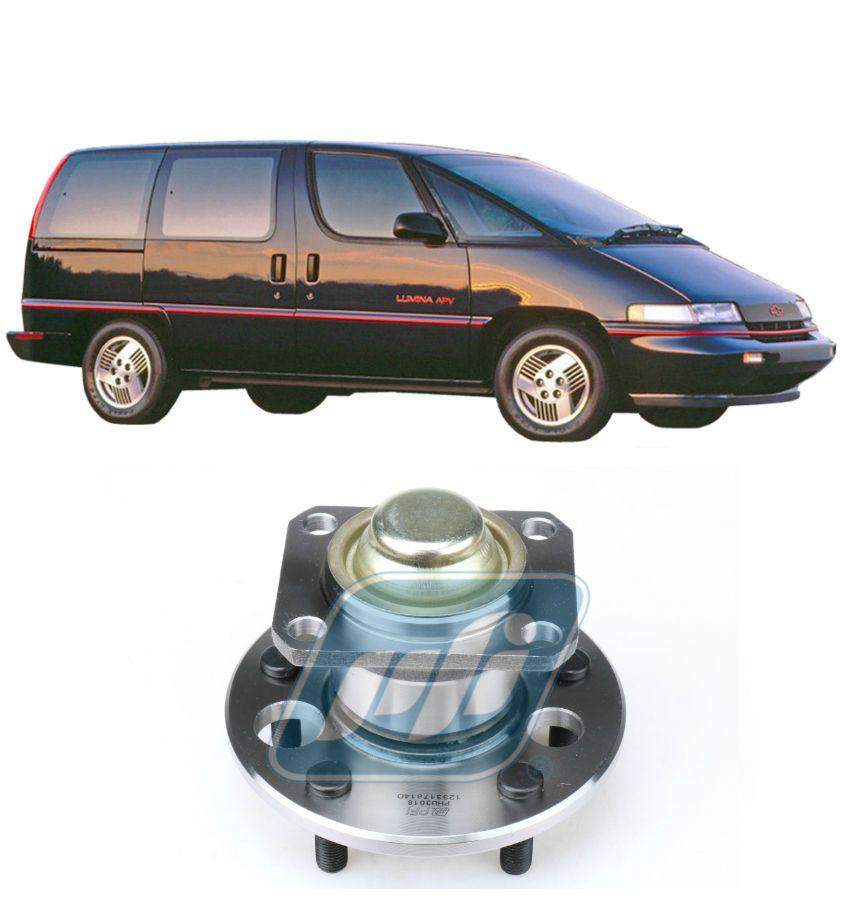Cubo de Roda Traseira CHEVROLET Lumina APV 1990-1991