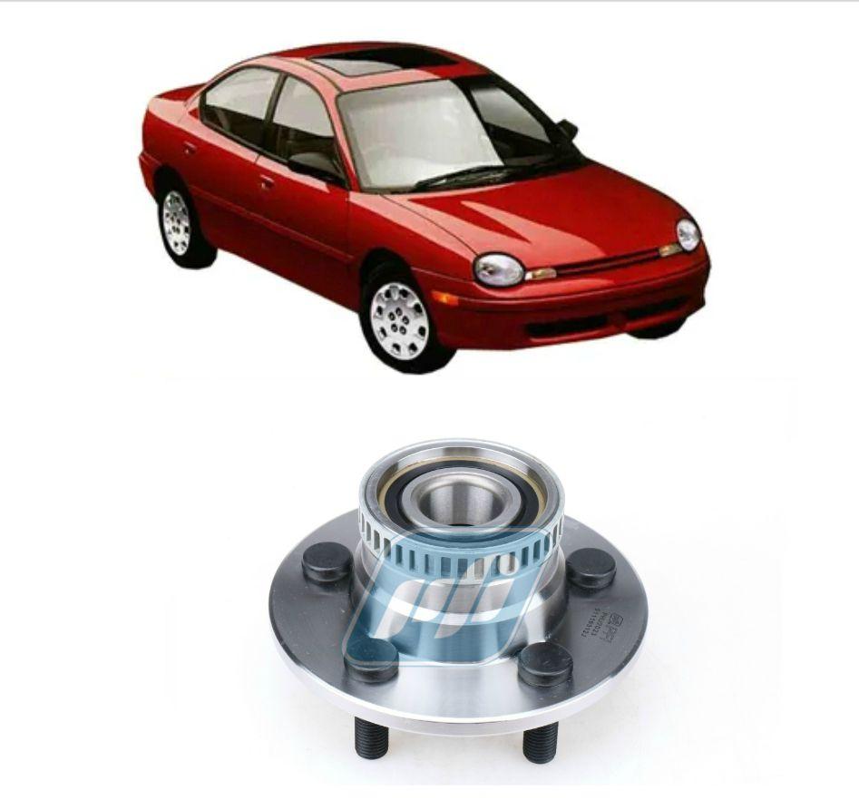 Cubo de Roda Traseira CHRYSLER Neon 1998 até 1999, com ABS