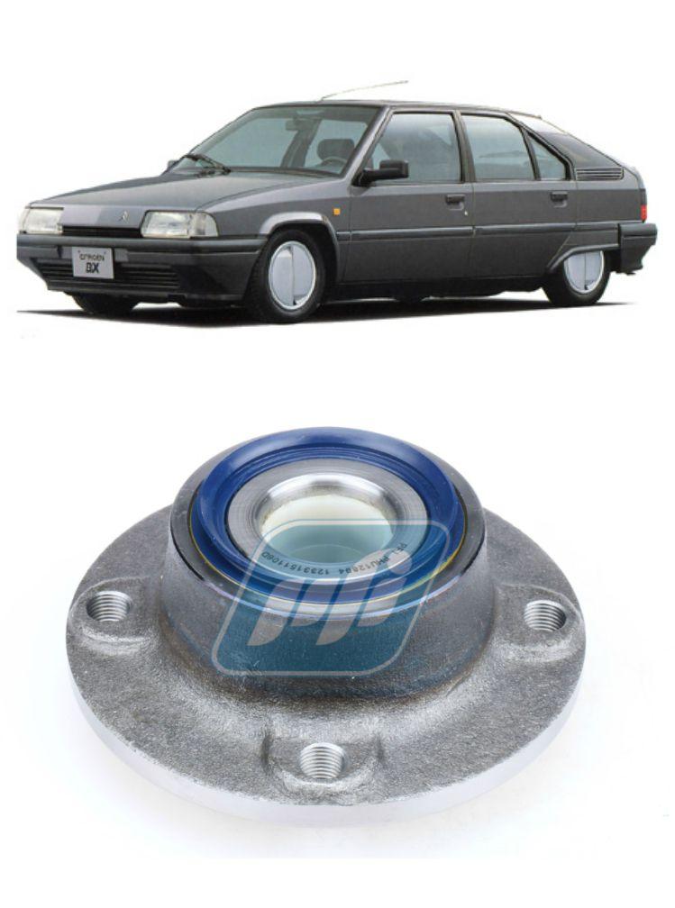Cubo de Roda Traseira CITROEN BX 1983-1993,  sem ABS
