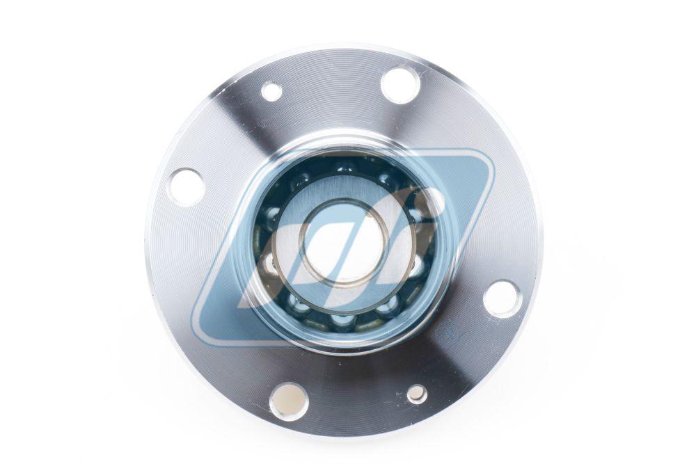 Cubo de Roda Traseira CITROEN C3 2002 até 2012, com freio a disco e ABS