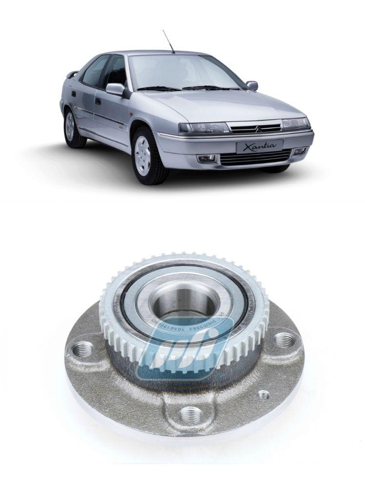 Cubo de Roda Traseira CITROEN Xantia 1993-2003 com ABS