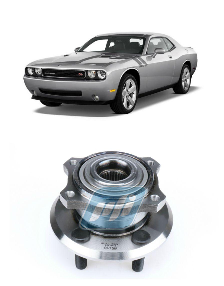 Cubo de Roda Traseira DODGE Challenger 2008-2014 com ABS