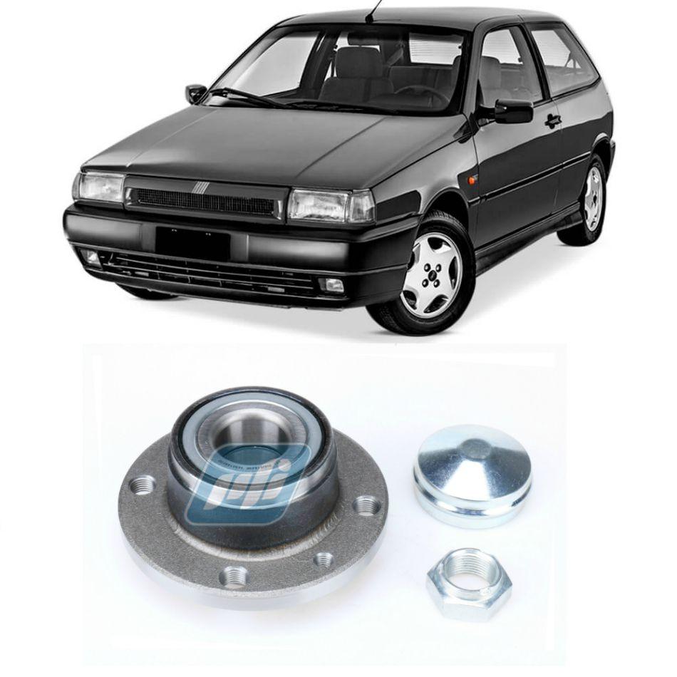 Cubo de Roda Traseira FIAT Tipo (2.0L) 1993 até 1997, sem ABS