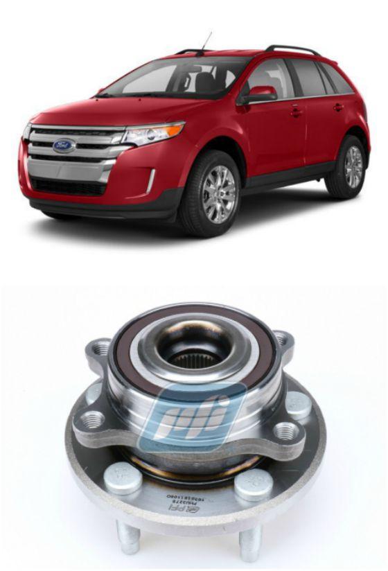 Cubo de Roda Traseira FORD Edge 2011 até 2015, AWD